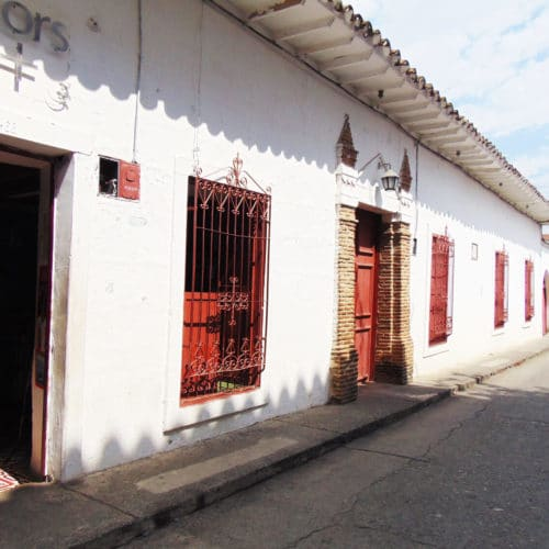 Santa Fe de Antioquia Buildings