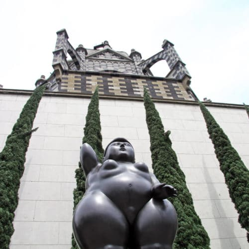 Fernando Botero Sculpture Medellin City Tour