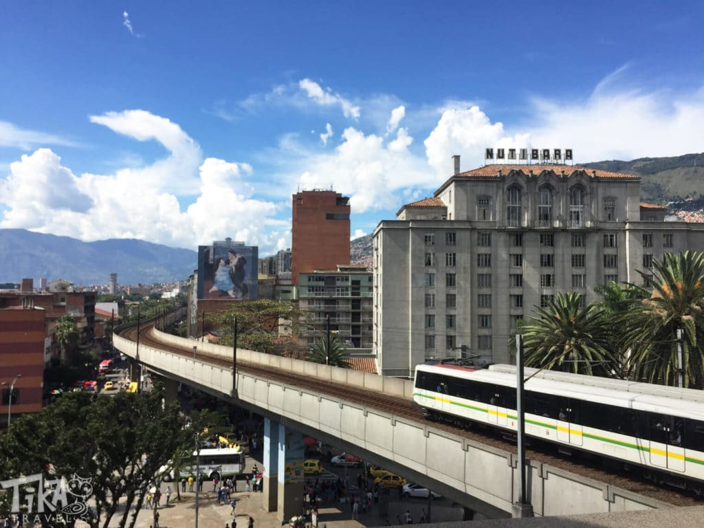 Downtown Medellin City Tour Metro Tika Travel