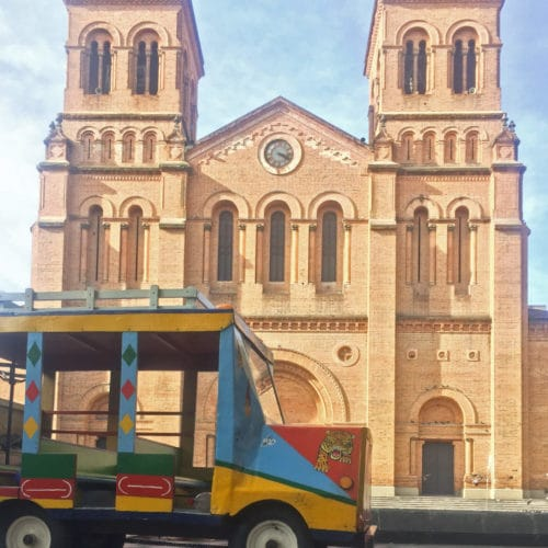 Chiva Metropolitan Cathedral Medellin City Tour Tika Travel